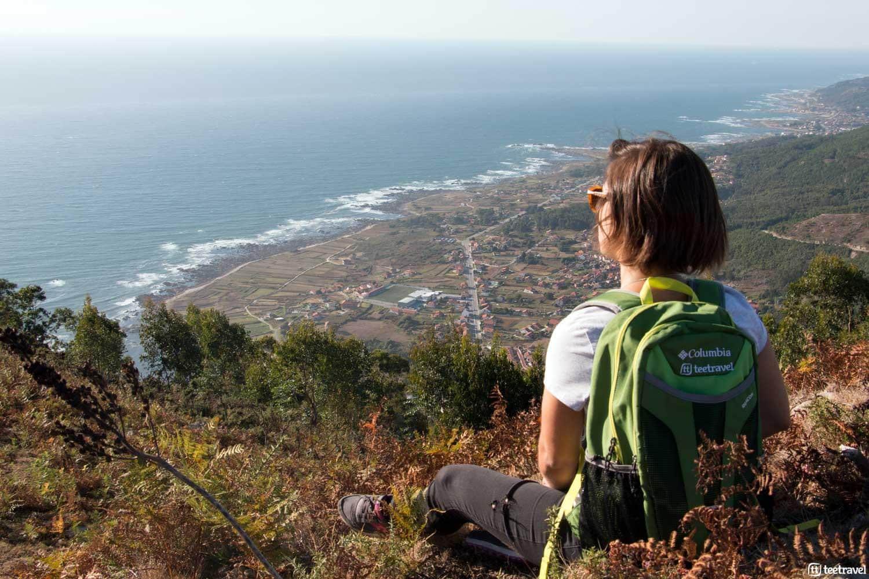 Nuestros guías opinan - A Guarda, Monte de Santa Tegra