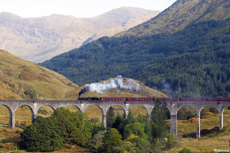 Conoce Escocia: Gastronomía, cultura y naturaleza!
