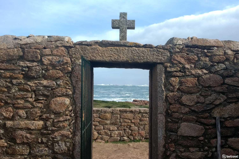 A Costa da Morte - Cementerio de los Ingleses