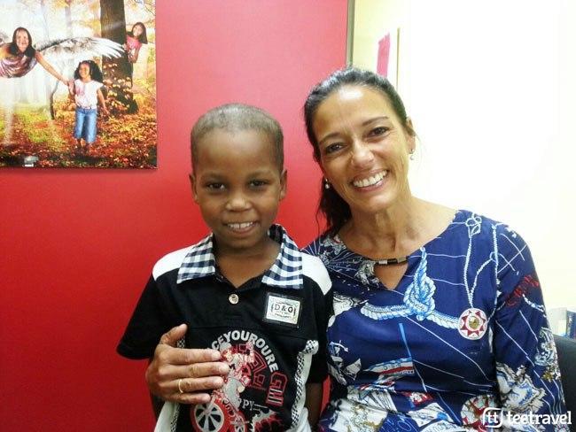 El Reto del Camino de Santiago: 52km non stop a favor de los niños con cáncer - Mariluz Viñas