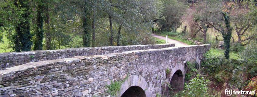 Orígenes e historia del Camino de Santiago - Puente Romana