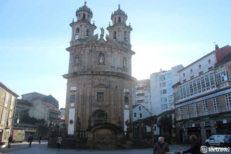El Camino Portugués - Pontevedra