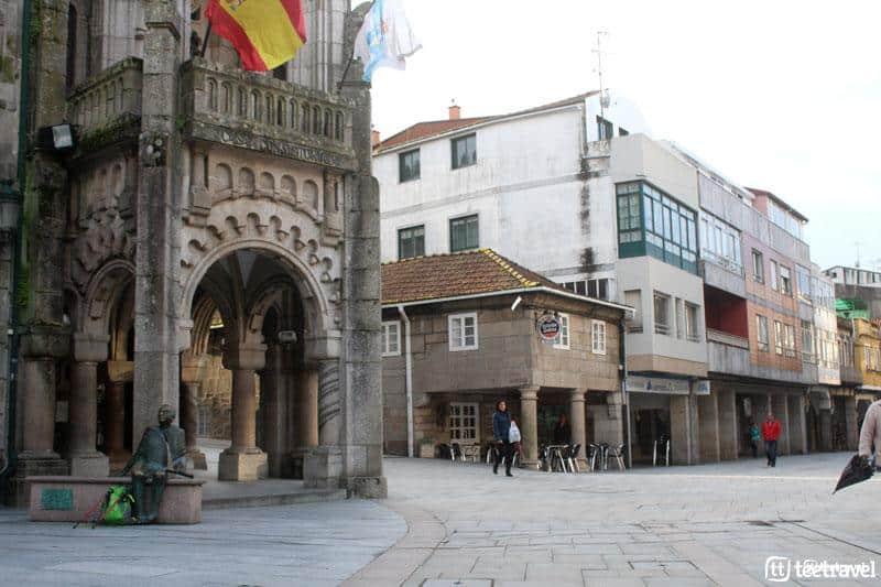 El Camino Portugués - O Porriño