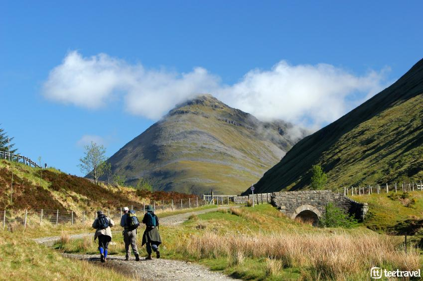 Viaje de naturaleza a Escocia - West Highland Way
