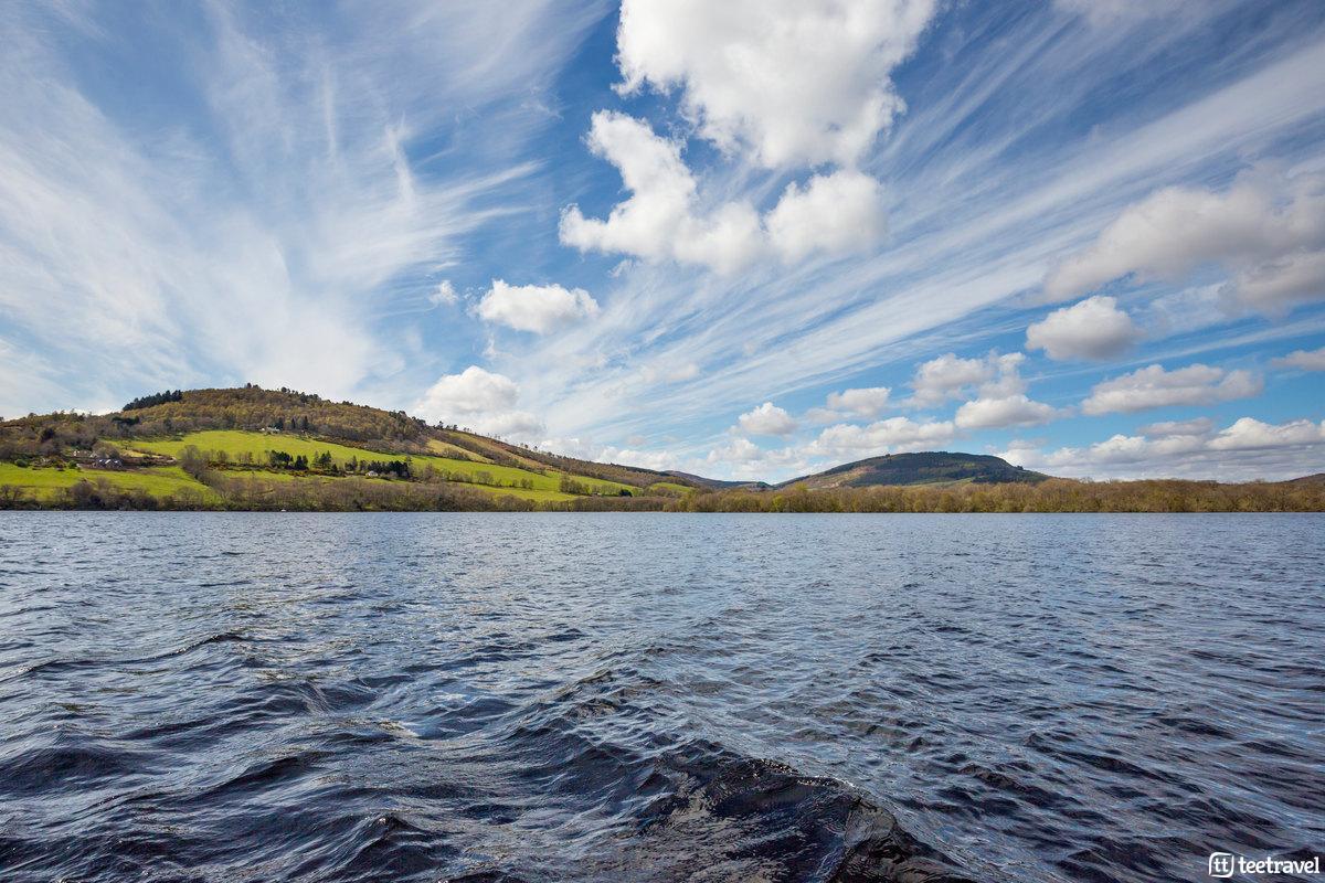 Viaje de naturaleza a Escocia