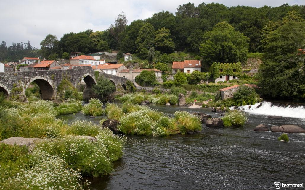 Camino de Santiago a Fisterra y Muxía en familia
