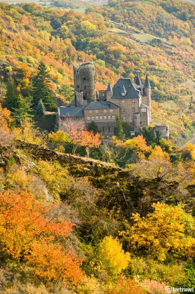 Castillos en el Rhin