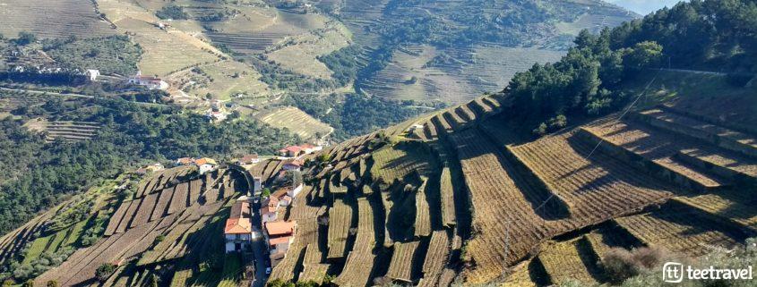 Paisaje Douro Vinhateiro - Patrimonio Mundial de la UNESCO