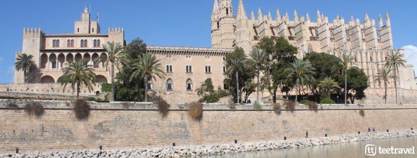 Otoño también es Mallorca en Serra de Tramuntana - Catedral Gótica de Mallorca
