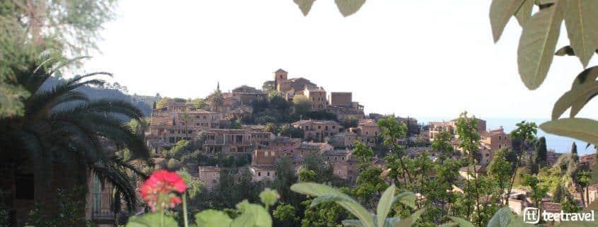 Otoño también es Mallorca en Serra de Tramuntana - Deiá