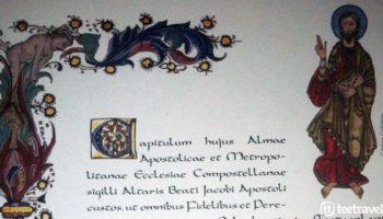 La Compostela y otros certificados del Peregrino