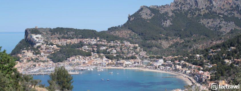 Otoño también es Mallorca en Serra de Tramuntana - Port de Soller