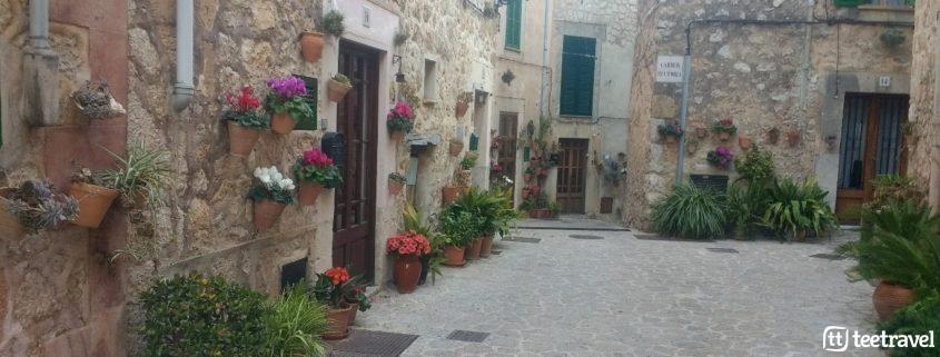 Otoño también es Mallorca en Serra de Tramuntana - Valdemossa