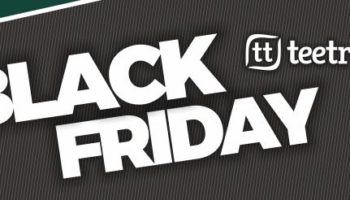 Celebra el Black Friday 2018 con Tee Travel