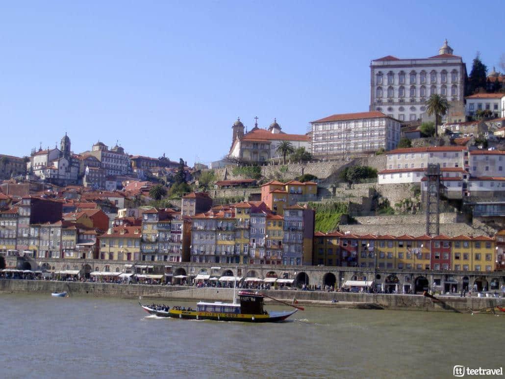 Camino Portugués por la Costa - Oporto