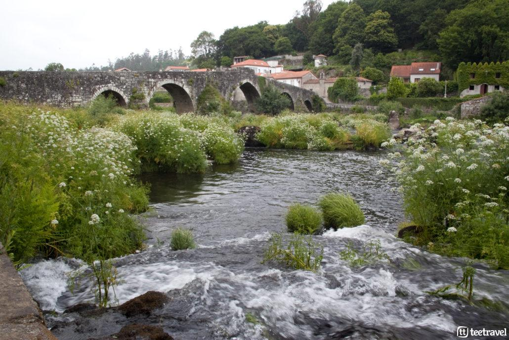 Ponte Vella - Ponte Maceira, Negreira