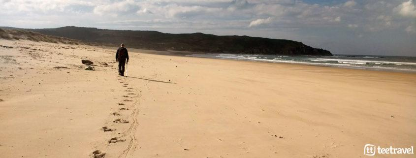 Praia do Rostro - Lires