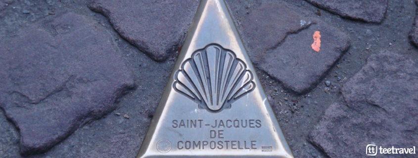 Señalización Camino - Saint Jean Pied de Port