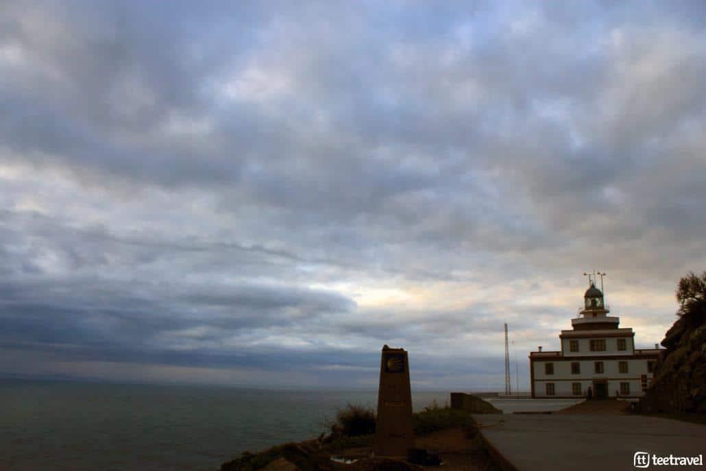 Camino dos Faros Faro Fisterra