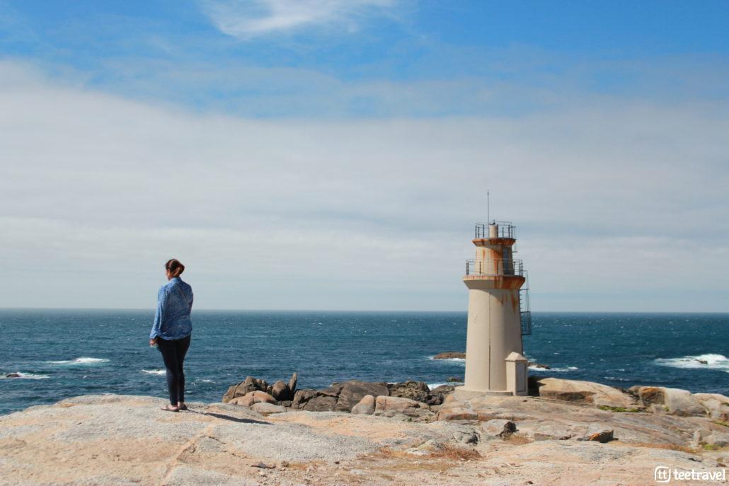 Camiño dos Faros Faro Punta da Barca