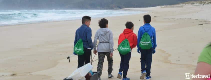 Segunda edición de Camino Clean- Los niños no faltaron a la cita con el medio ambiente