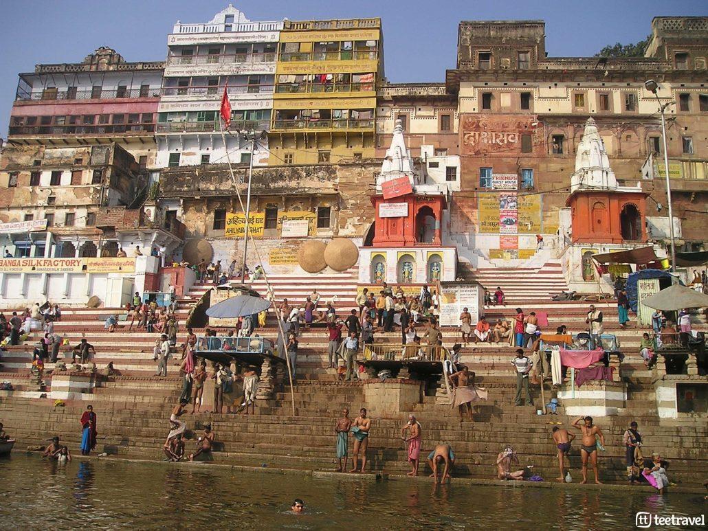 Día Mundial del medio ambiente - India Anfitriona 2018 - Río Ganges