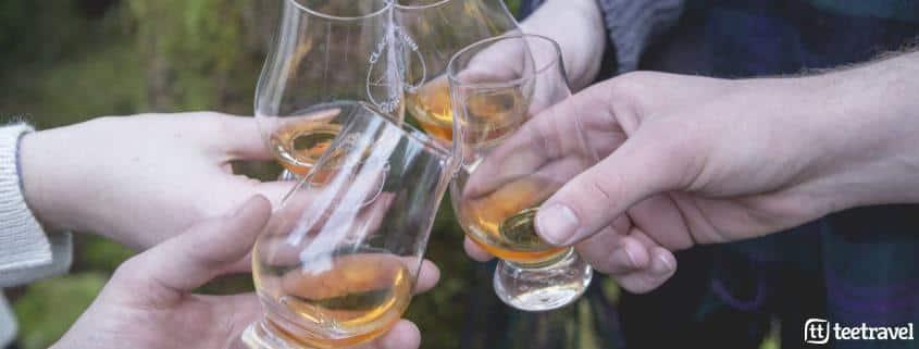 Escocia Whisky © VisitScotland.