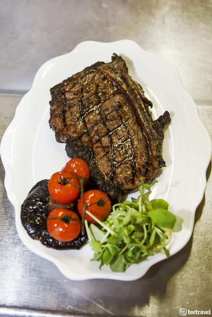 Agnus Beef Steak. Copyright © VisitScotland