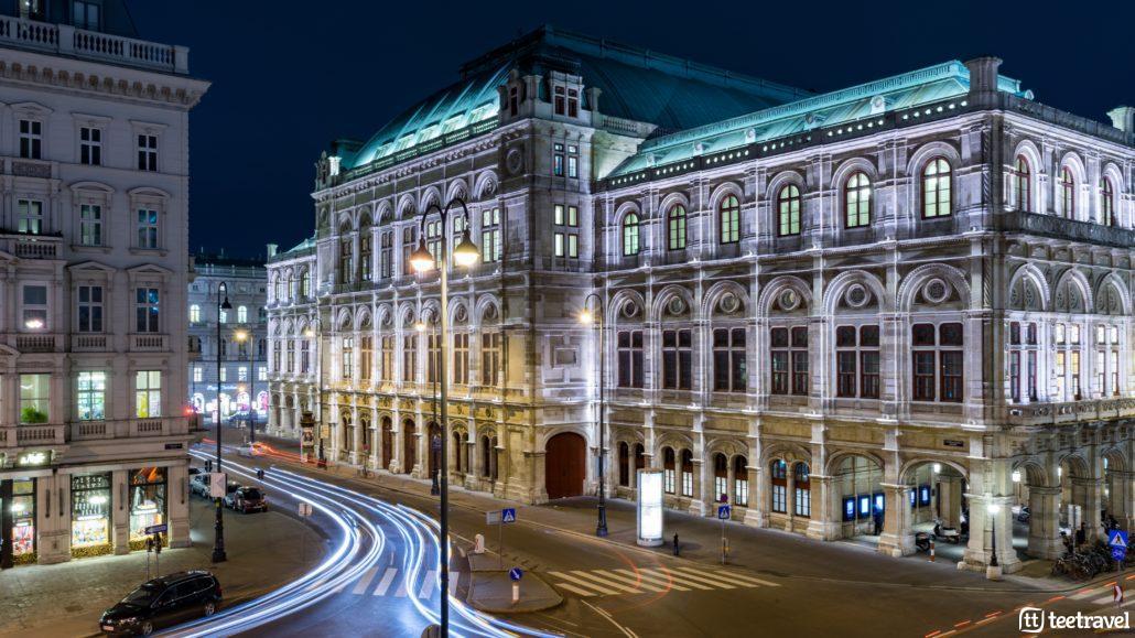 Opera de Viena, escenario de una de las escenas más impresionantes de Misión Imposible