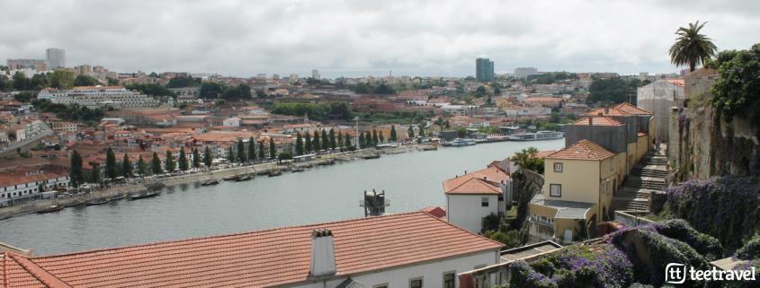 Camino Portugués desde Oporto - Vilanova de Gaia