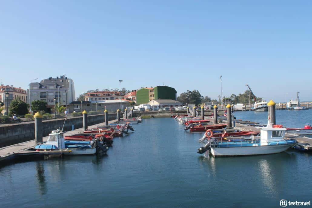 La Variante Espiritual- En Vilanova de Arousa un barco te llevará a conocer la ría