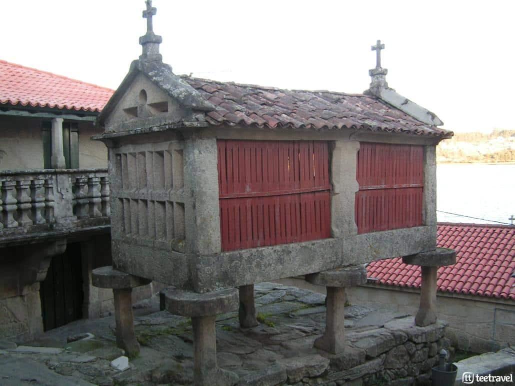 Camino Portugués por la Costa-Combarro