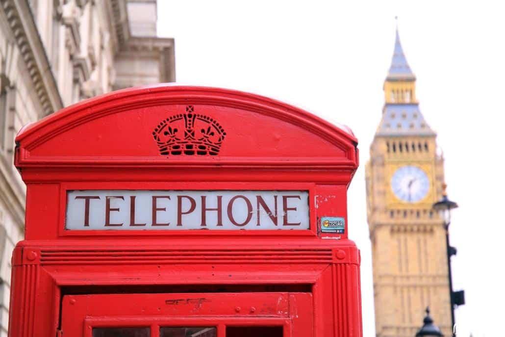Avenue Verte: París y Londres en un mismo viaje- Torre del Big Ben