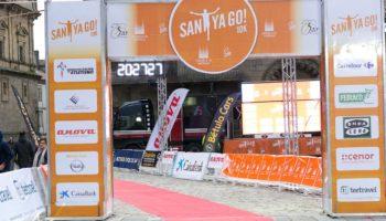 Tee Travel patrocina la IV edición de SantYaGo10K