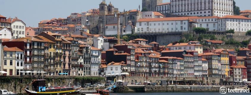 Camino Portugues desde Oporto-Oporto