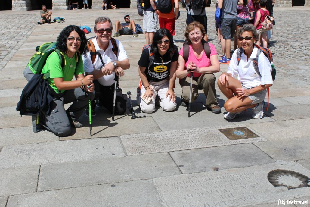 Camino de Santiago en grupo organizado- Podrás conocer gente nueva