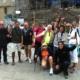 Camino de Santiago en grupo organizado