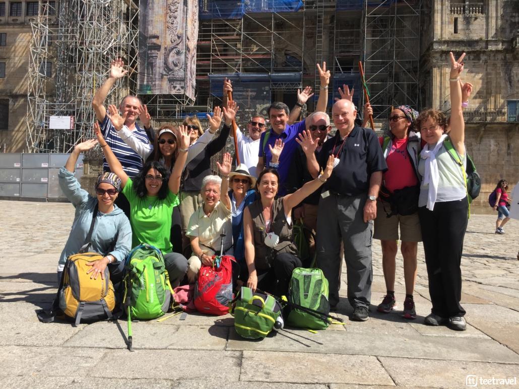 Camino de Santiago en grupo organizado- Vive la experiencia del Camino como parte de un grupo