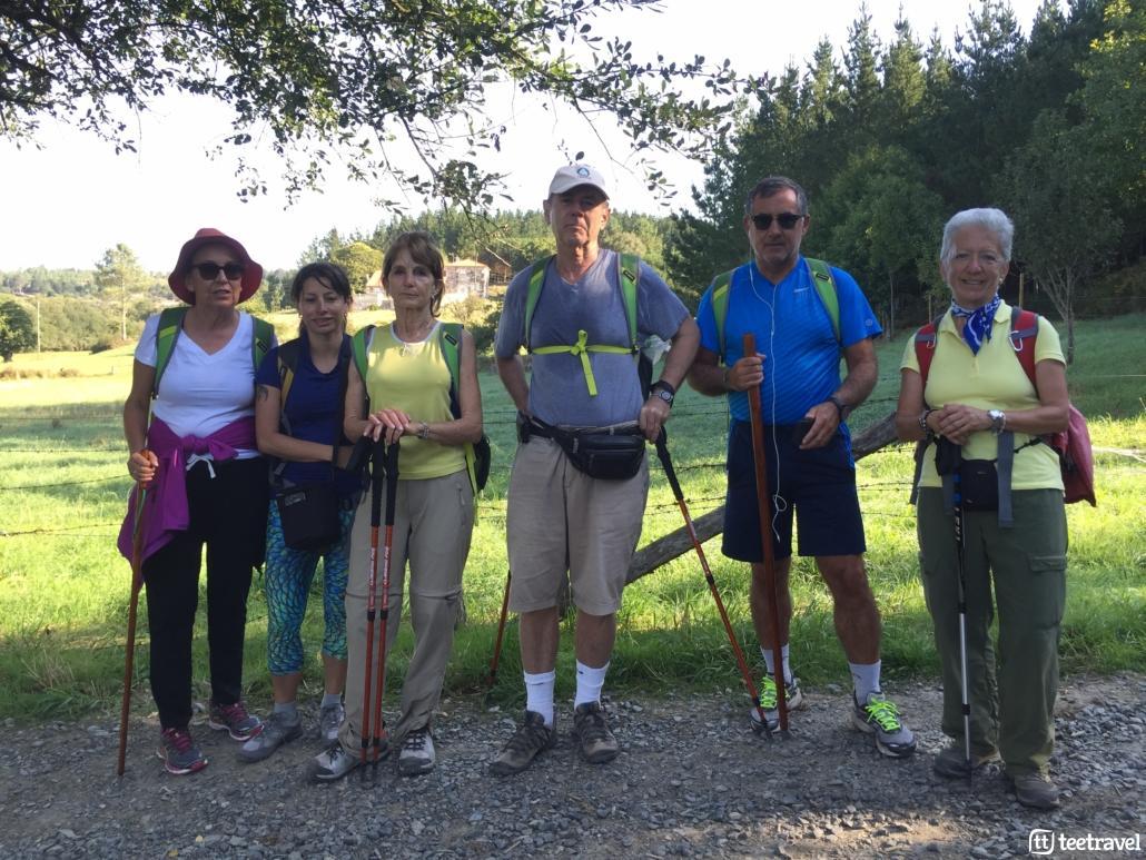 Camino de Santiago en grupo organizado- No pierdas la oportunida de recorrer el Camino