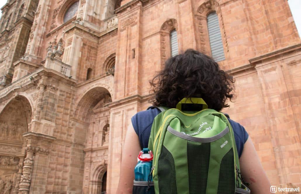 Camino de Santiago en grupo organizado- Te facilitaremos una mochila en la que llevar todo lo necesario para el Camino