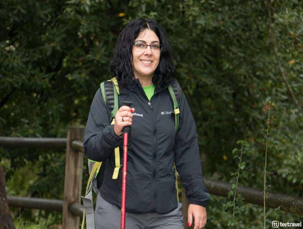 Cuidado de pies en el Camino de Santiagos- Sigue los consejos de nuestra compañera Begoña