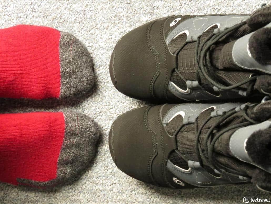 Cuidado de pies en el Camino de Santiago- Elige el calzado adecuado