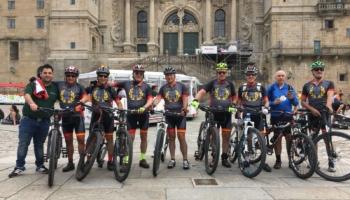 Camino de Santiago en bici desde León