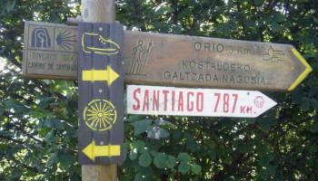 De San Sebastián a Bilbao por el Camino del Norte