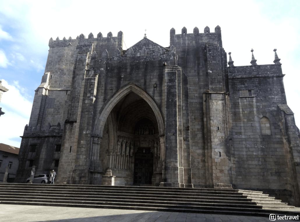 10 cosas que no puedes perderte en el Camino Portugués - Catedral de Tui, Galicia