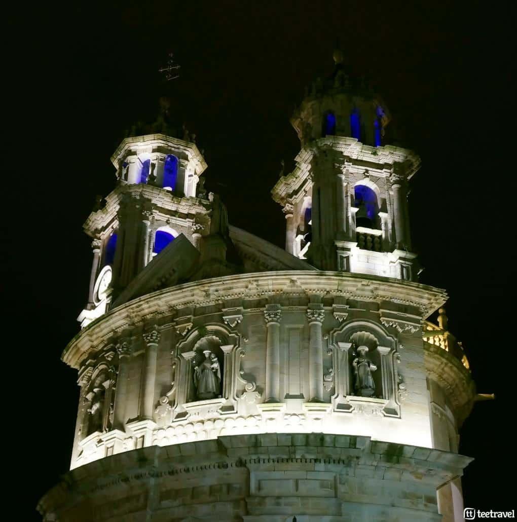 10 cosas que no puedes perderte en el Camino Portugués - Igrexa da Peregrina