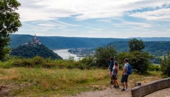 Rheinsteig: senderismo entre viñedos, castillos y leyendas
