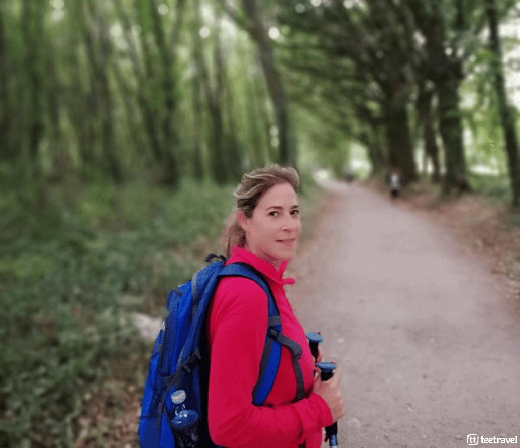 Consejos para que tu Camino sea un éxito- Peregrina con la mochila Tee Travel