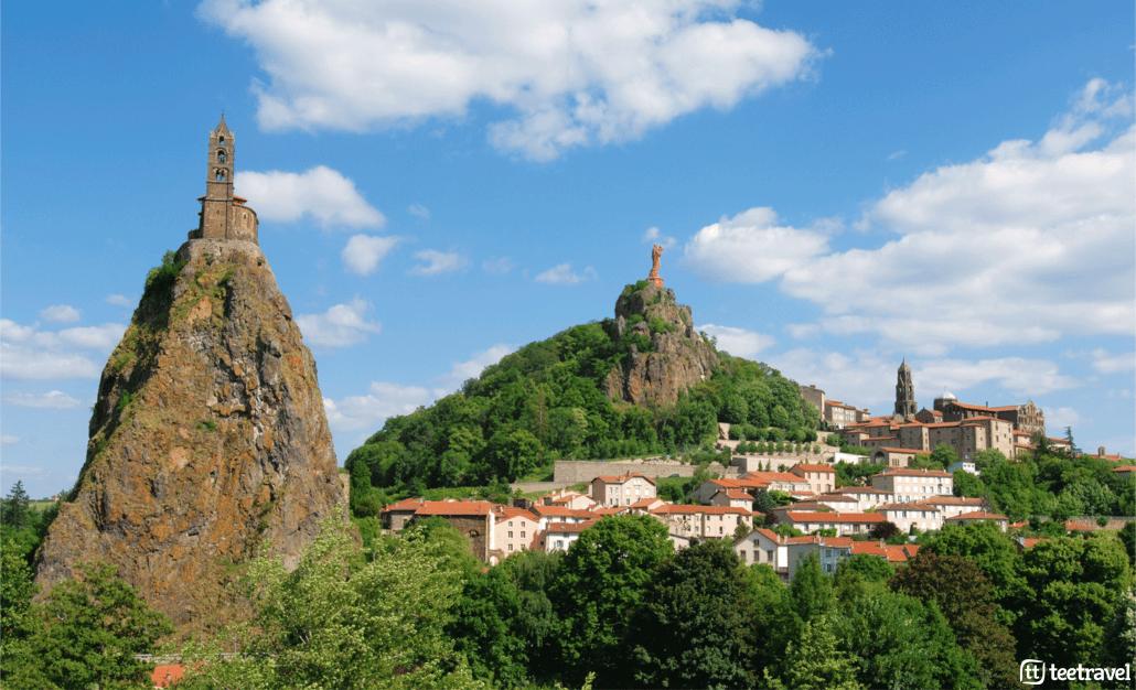 Caminos Franceses en Francia : Patrimonio en la Humanidad - Le Puy en Velay