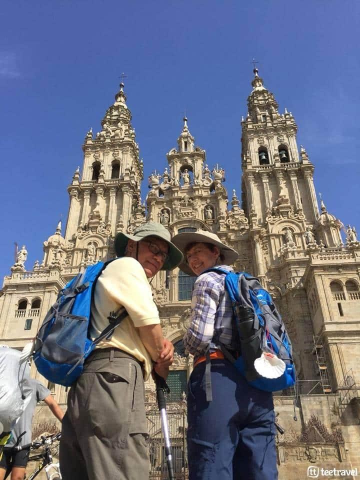 Que hacer en el Camino Primitivo - deleitarse con la Catedral de Santiago